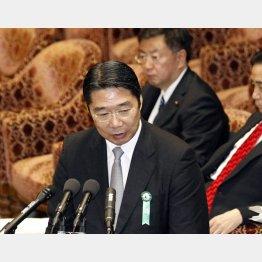 辞職した前川喜平前次官の狙いは…(C)日刊ゲンダイ