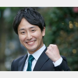 樋口高顕氏は肩書も大きな武器(C)日刊ゲンダイ