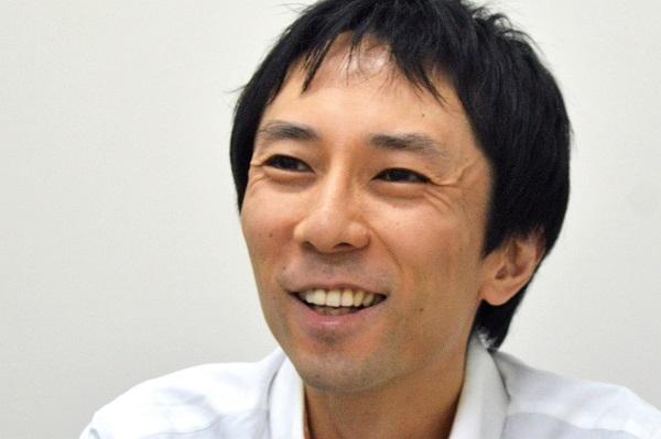 株式会社シグナルトーク代表取締役・栢孝文氏(C)日刊ゲンダイ