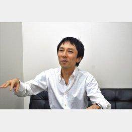 セガ、ソニーを経て独立(C)日刊ゲンダイ