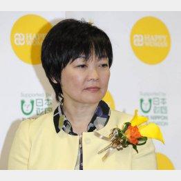 やりたい放題の昭恵夫人(C)日刊ゲンダイ