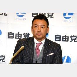 山本太郎参議院議員(C)日刊ゲンダイ