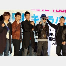 BIGBANGもビックリ?(C)日刊ゲンダイ