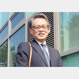 「常に新しいことに挑戦してきました」と垣田さん(C)日刊ゲンダイ
