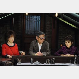 テレビ界に新風を吹き込むドラマ「やすらぎの郷」/(C)テレビ朝日