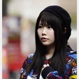 歌舞伎町ナンバーワン風俗嬢セリナ(C)日刊ゲンダイ