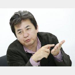 四万十ドラマ・畦地履正社長(C)日刊ゲンダイ