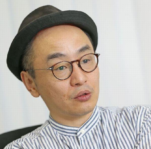 時事芸人として活躍するプチ鹿島氏(C)日刊ゲンダイ