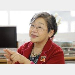 女性の経済ジャーナリストは珍しく、テレビデビューへ(C)日刊ゲンダイ