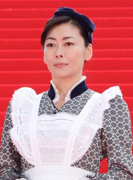 中山美穂(C)日刊ゲンダイ