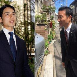 平慶翔氏(左)と松田康将氏