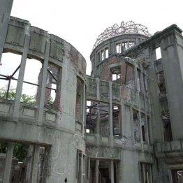 平和の象徴・原爆ドーム