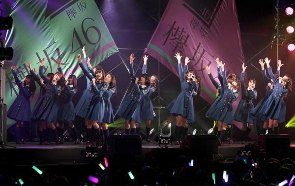 欅坂46のゲームをリリースするという噂が…(C)日刊ゲンダイ