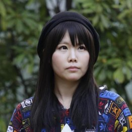 セリナ(C)日刊ゲンダイ