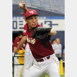本塁打を放った嶋(C)日刊ゲンダイ