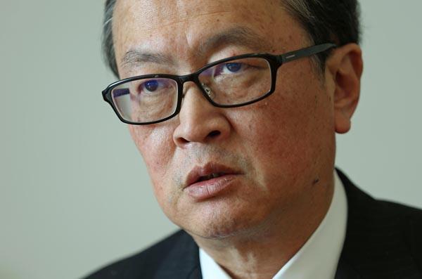 「作新学院」の学院長を務める教育者でもある船田元氏(C)日刊ゲンダイ