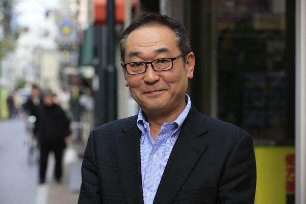 元フジテレビアナウンサーの山中秀樹さん(C)日刊ゲンダイ