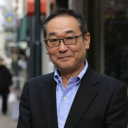 元フジテレビアナウンサーの山中秀樹さん