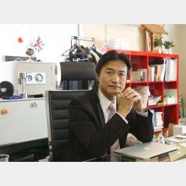 現在はLUFT HDの代表取締役を務める(C)日刊ゲンダイ