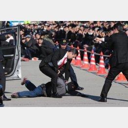法案成立でテロ対策が進むというが…(C)日刊ゲンダイ