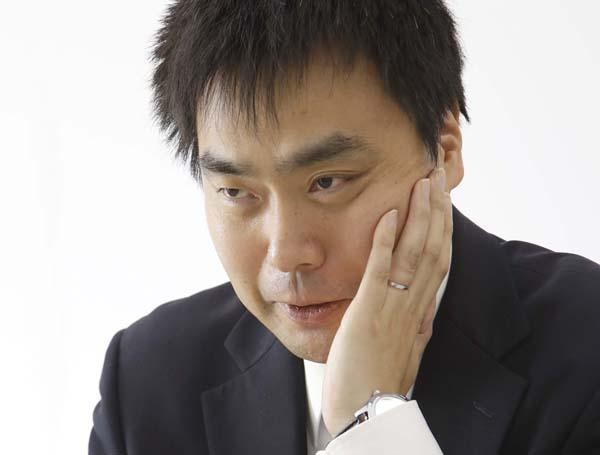 「見えなかったものが見えた」と三浦九段(C)日刊ゲンダイ