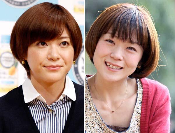 上野樹里(左)と姉のまな(C)日刊ゲンダイ