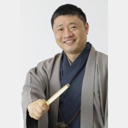 「失敗はオイシイ」と語る立川志の春(C)日刊ゲンダイ