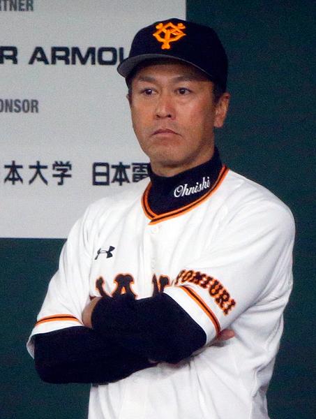WBCでは三塁ベースコーチを務めた(C)日刊ゲンダイ