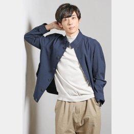 NHK大河「おんな城主 直虎」では小野但馬守政次を演じている(C)日刊ゲンダイ