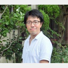 「ホワイトハンズ」代表の坂爪真吾氏(C)日刊ゲンダイ