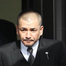 任侠団体山口組・織田絆誠代表(C)日刊ゲンダイ
