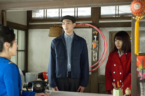 NHK朝ドラ「ひよっこ」8日放送回から(C)NHK