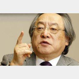 慶應義塾大学名誉教授・小林節氏