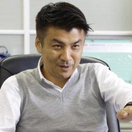 コールマンジャパン・中里豊社長