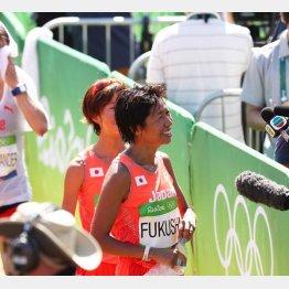 リオ五輪では福士の選考をめぐってモメた(C)JMPA