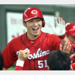 2本塁打、5打点で2冠(C)日刊ゲンダイ