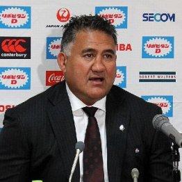 ラグビー日本代表のジョセフ・ヘッドコーチ