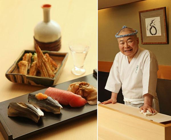 「親方の味を一番伝承しているのは私」と寺嶋さん(C)日刊ゲンダイ