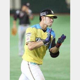 まさかの2本塁打(C)日刊ゲンダイ