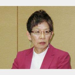 「貿易赤字で対日圧力は暴論」と小林由美氏(C)日刊ゲンダイ