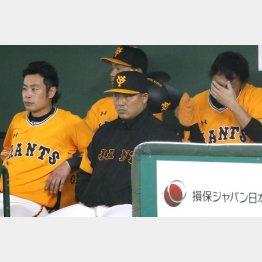 年俸2億2000万円の代打屋・村田(央)/(C)日刊ゲンダイ