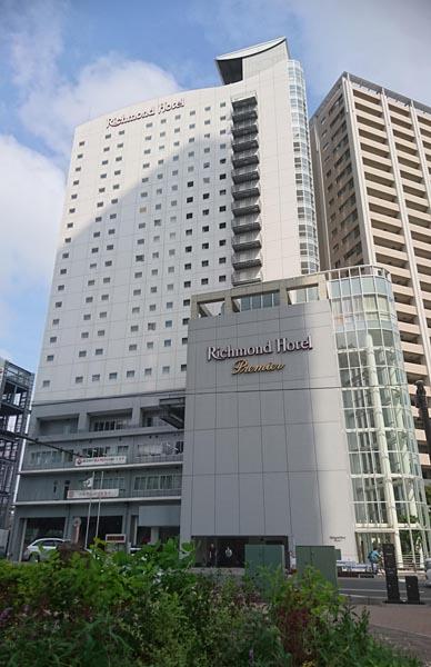 顧客満足度はビジネスホテル部門で2年連続1位(C)日刊ゲンダイ