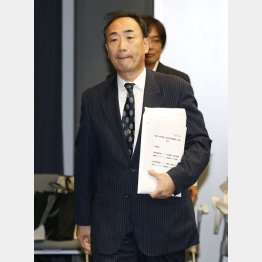 森友学園の籠池前理事長(C)日刊ゲンダイ