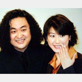葉加瀬太郎と高田万由子