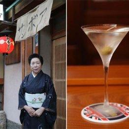 祇園サンボア(京都市祇園) 特訓で習得したマテニーの誕生