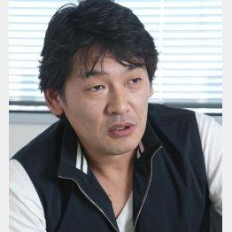 叶井俊太郎さん(C)日刊ゲンダイ