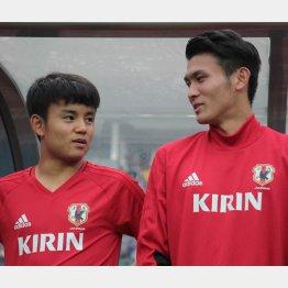 久保(左)と同部屋だった田川(C)Norio ROKUKAWA/Office La Stradada