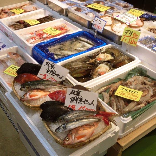魚河岸(C)日刊ゲンダイ