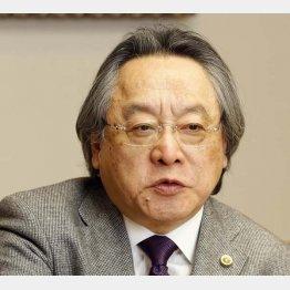 小林節・慶應義塾大学名誉教授(C)日刊ゲンダイ