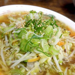 【天心】鳥取のソウルフードは野菜味